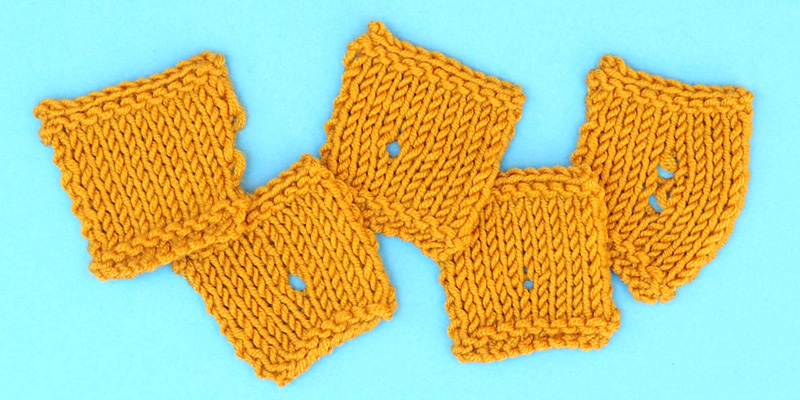 Unwanted Holes In Knitting Five Reasons Why They Appear How To Avoid Them And How To Fix Them 10 Rows A Day