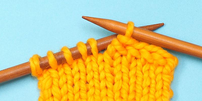 Yarn Over Bind Off