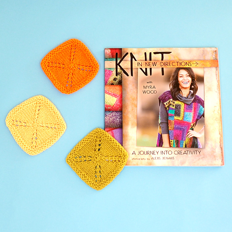 Knit in New Directions by Myra Wood