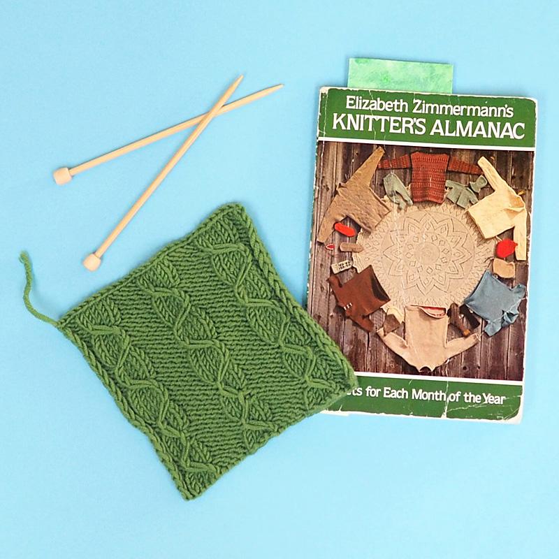 Knitter's Almanac by Elizabeth Zimmermann