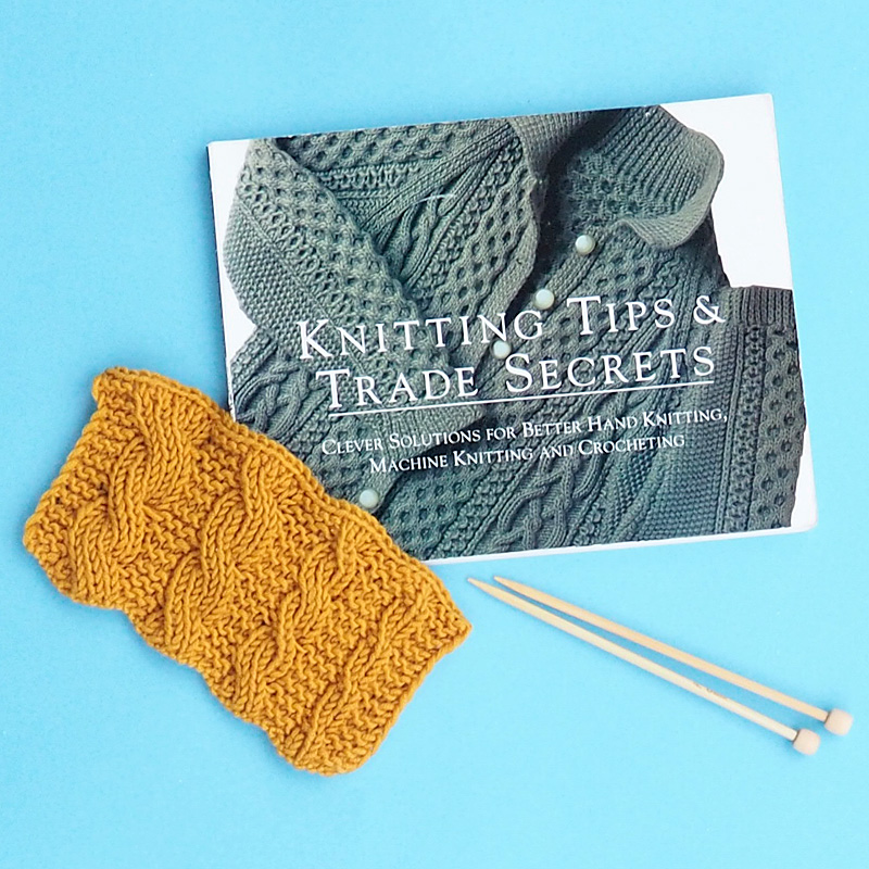 Knitting Tips and Trade Secrets by The Taunton Press