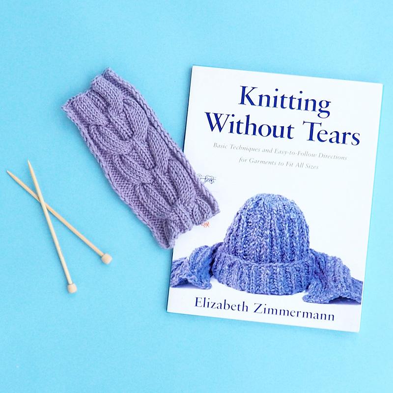 Knitting Without Tears by Elizabeth Zimmermann
