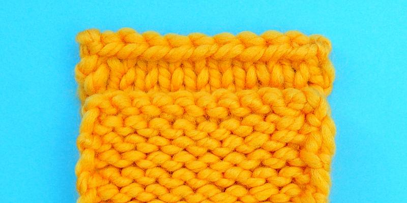The Most Versatile Knitting Seam